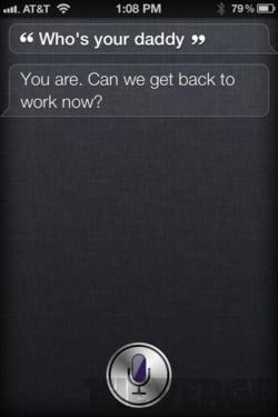 stuff Siri says