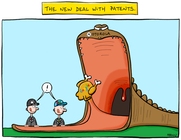 The new deal with Patents