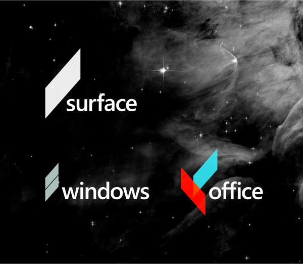 Proposed design for Microsoft