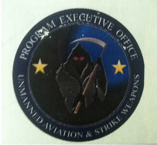 Proposed Logo for the Unmanned Drone Office