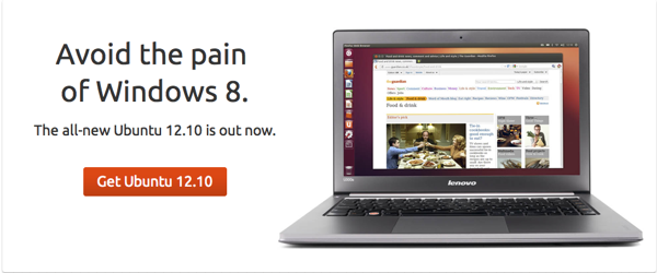 Ubuntu 12.10 is out