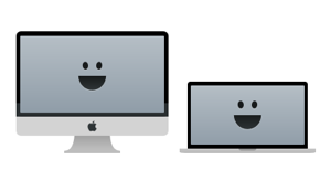 Smiling Macs with Xamarin